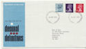 1973-10-24 Definitive Issue Bureau FDC (58199)