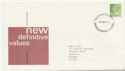 1975-09-24 Definitive Stamp Bureau FDC (58205)