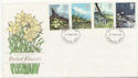 1979-03-21 British Flowers Basingstoke FDC (58229)