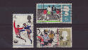 1966-06-01 World Cup Football Stamps Used Set (58247)