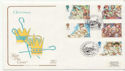 1994-11-01 Christmas Stamps Christchurch FDC (58257)