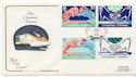 1994-05-03 Channel Tunnel Folkestone FDC (58261)