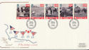1994-06-06 D-Day HMS Dryad Portsmouth FDC (58262)
