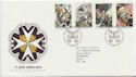 1987-06-16 St John Ambulance London EC1 FDC (58437)