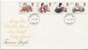 1980-07-09 Authoresses Liverpool FDC (58440)