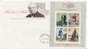 1979-10-24 Rowland Hill M/S Liverpool FDC (58442)