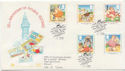 1994-04-12 Pictorial Postcards Broadstairs FDC (58446)