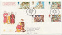 1994-11-01 Christmas Stamps Bethlehem FDC (58452)