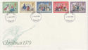 1979-11-21 Christmas Stamps Liverpool FDC (58461)