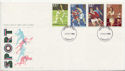 1980-10-10 Sport Stamps Liverpool FDC (58462)