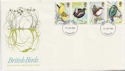1980-01-16 Birds Stamps Liverpool FDC (58463)