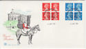 1993-04-06 HB5 / HA6 Bklt Combo Windsor FDC (58476)