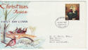 1967-10-18 Christmas Stamp Harrogate FDC (58522)