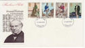 1979-08-22 Rowland Hill Stamps Liverpool FDC (58526)