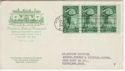 1945-07-26 USA Franklin D Roosevelt Stamps FDC (58542)