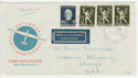 1954 Netherlands Aviation Fund FDC (58568)