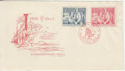 1948 Czechoslovakia republic 30th Anniv FDC (58597)
