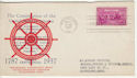 1937-09-17 USA 3c Constitution Stamp FDC (58616)