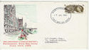 1965-07-19 Parliament Stamp Northampton FDC (58658)