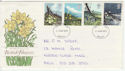 1979-03-21 British Flowers Bristol FDC (58677)