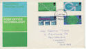 1969-10-01 PO Technology Stamps Portsmouth FDC (58691)