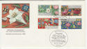1985 Germany Welfare Flowers etc FDC (58750)