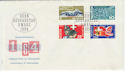 1964 Switzerland Publicity Stamps FDC (58794)