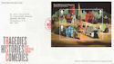 2011-04-12 Shakespeare Stamps M/S Stratford FDC (58803)