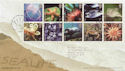 2007-02-01 Sealife Stamps Seal Sands FDC (58917)