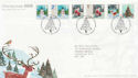 2006-11-07 Christmas Stamps Bethlehem FDC (58935)