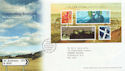 2006-11-30 Celebrating Scotland M/S T/House FDC (58937)
