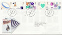 2005-03-15 Magic Stamps T/House FDC (58939)