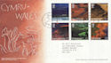 2004-06-15 Wales A British Journey T/House FDC (58952)