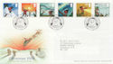 2004-11-02 Christmas Stamps Bethlehem FDC (58955)