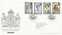 2002-04-25 Queen Mother London SW1 FDC (58971)