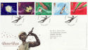 2002-08-20 Peter Pan Stamps Hook FDC (58975)