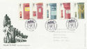 2002-10-08 Pillar to Post Bishops Caundle FDC (58978)