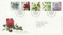 2002-11-05 Christmas Stamps Bethlehem FDC (58979)