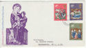 1970-11-25 Christmas Stamps Northampton FDC (59049)