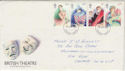1982-04-28 British Theatre Stamps FDC (59051)