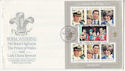 1981-07-29 Guernsey Royal Wedding Stamps FDC (59075)
