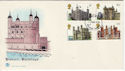 1978-03-01 Historic Buildings Stamps FDC (59084)