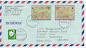Japan to UK Envelope (59097)