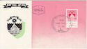 1969-07-09 Israel Definitive Stamp Card FDC (59146)