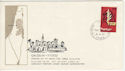 1967 Israel Post Office Open Day FDC (59199)