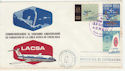 1967 Costa Rica Air Mail Stamps FDC (59203)