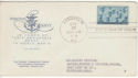 1945-10-27 USA 3c Navy Stamp FDC (59218)