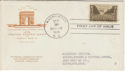 1945-09-28 USA 3c Army Stamp FDC (59226)
