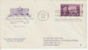 1945-06-27 USA Franklin D Roosevelt Stamp FDC (59230)