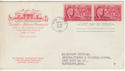 1945-08-24 USA Franklin D Roosevelt Stamp FDC (59231)